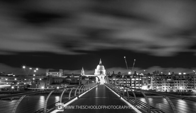 Taken with an ultra-wide angle lens. Camera Settings - f 16 – 30 Seconds - ISO 400 - 16mm focal length, full frame Camera